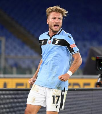 Immobile's play-acting leaves ex-footballers annoyed