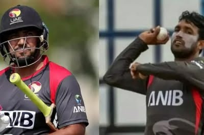 ICC bans UAE players Hayat, Ahmed for eight years