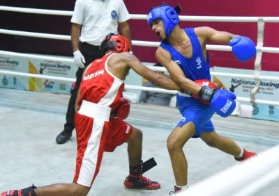 Services, Haryana boxers dominate in Junior Boys National Championships