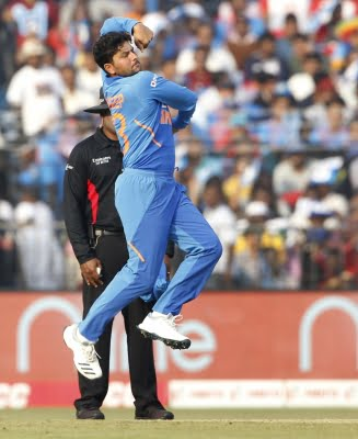 Spinner Kuldeep running out of time