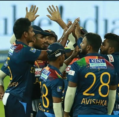 3rd T20I: India restricted to 81/8 by Sri Lanka