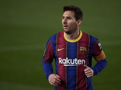 Messi not Barca player for 1st time in over 20 years