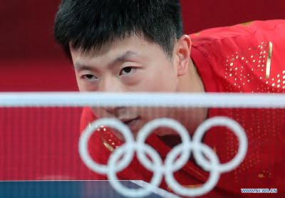 Olympics: Japanese duo, Boll ousted from men's singles table tennis