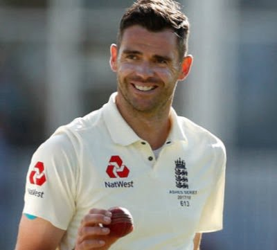 Anderson reaches 1,000 first-class wickets