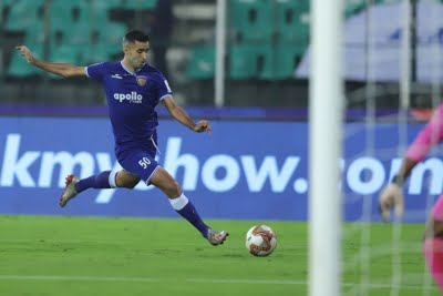 Crivellaro to stay at Chennaiyin FC, signs multi-year contract