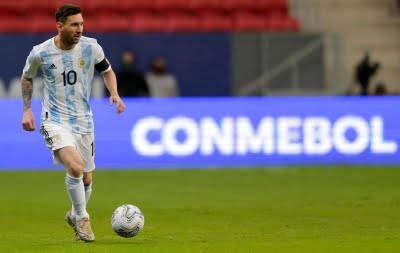 Messi thrilled as Copa America glory draws nearer