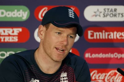 Morgan among nine back for the T20I series against Pakistan