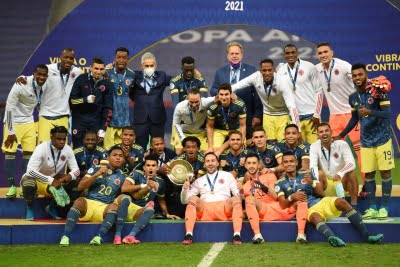 Copa America: Diaz helps Colombia clinch third place