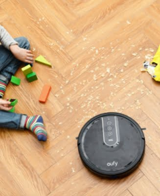 Eufy by Anker brings smart vacuum cleaner Robovac 35C to India