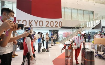 Olympics: Chinese gymnasts eye redemption at Tokyo