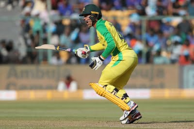 Alex Carey replaces injured Finch for opening ODI vs WI