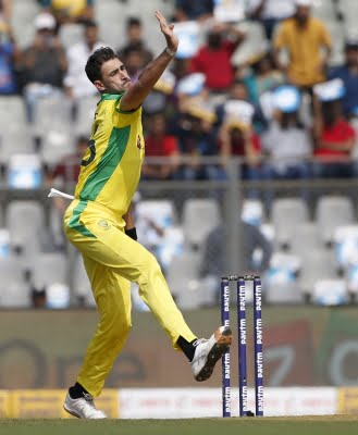 Went back to the things which were my strength: Starc