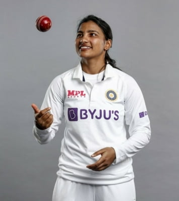 Sneh Rana's emergence as all-rounder good for team: Mithali