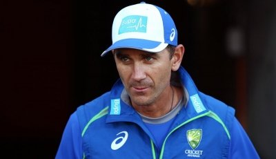 Under pressure Aus coach Langer finds ray of hope as Finch backs him