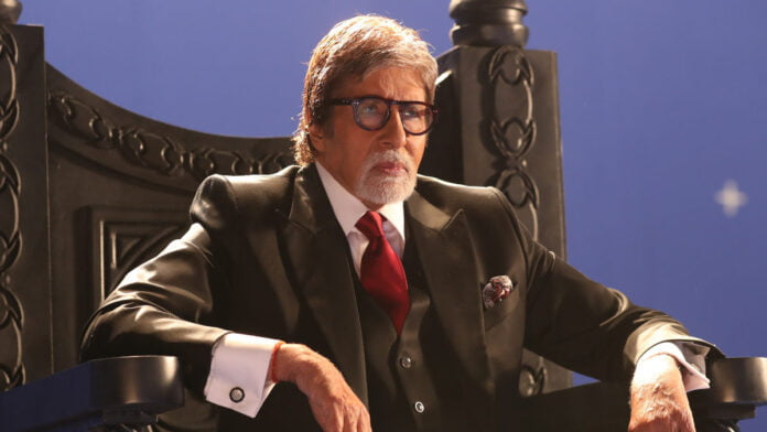 Amitabh Bachchan back on the sets of 'Chehre'
