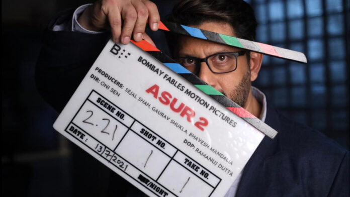 Arshad Warsi: Asur, the best thing that happened to me