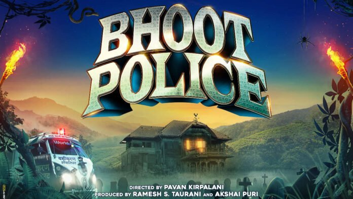 'Bhoot Police' to release digitally