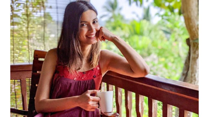 Diana Penty doesn't want to process...