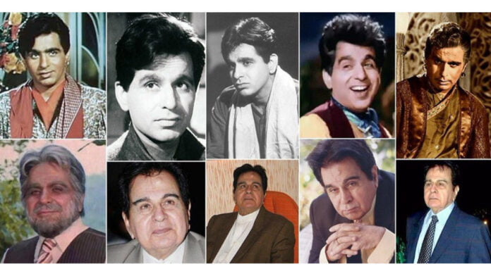 Dilip Kumar: The legend with a pause put full-stop to his acting career