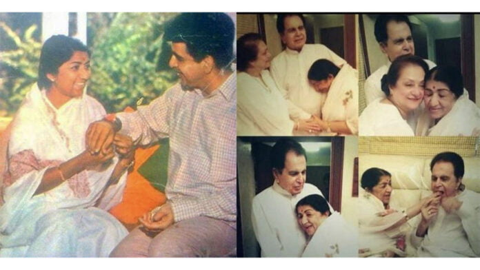 Late Dilip Kumar's this well known 'Rakhi' sister mourns his death