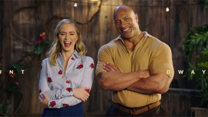 Dwayne Johnson got 'ghosted' by Emily Blunt