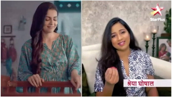 Esha Kansara talks about title track of her show