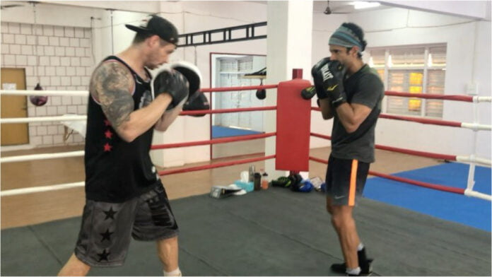 Farhan Akhtar 'trained to be a boxer'