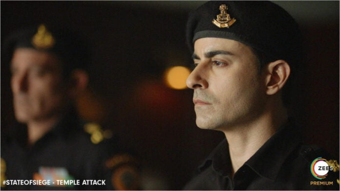 Gautam Rode: Physically, emotionally challenging to play army officer