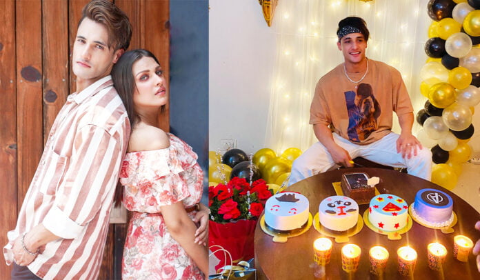 Himanshi Khurana shares cute candid picture and throws surprise birthday for Asim Riaz