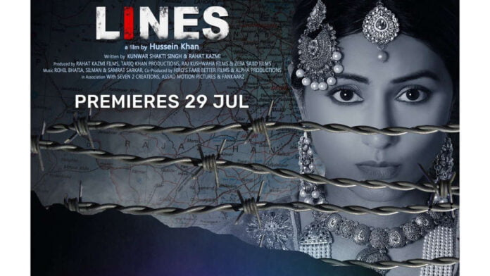 Hina Khan shares her excitement about 'Lines'