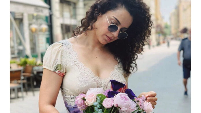 Kangana Ranaut treats with breezy pictures from Budapest