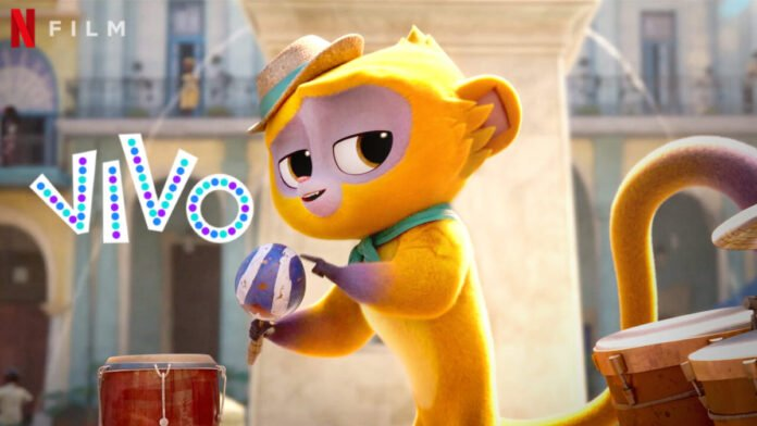 Animated film 'Vivo' to release on August 6