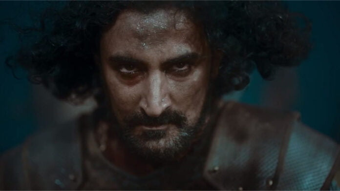 Kunal Kapoor's first look as Baadshah in 'The Empire' revealed