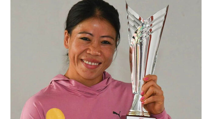Mary Kom: I apologize to India for not winning an Olympic medal