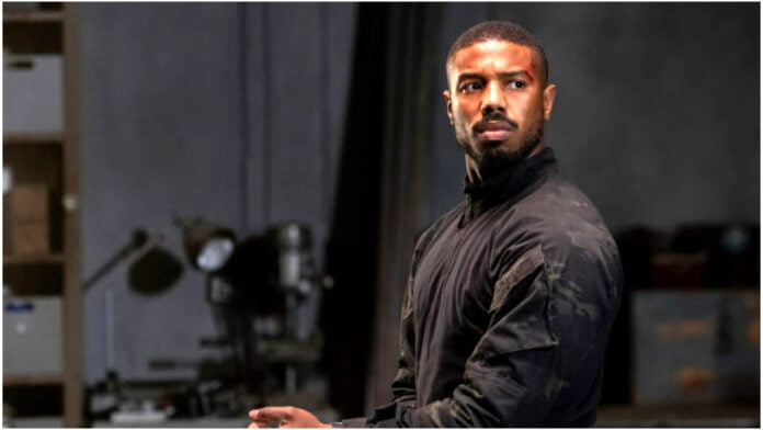 Michael B Jordan on working on a project in India