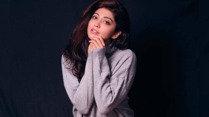 Pranitha Subhash is both nervous and excited!