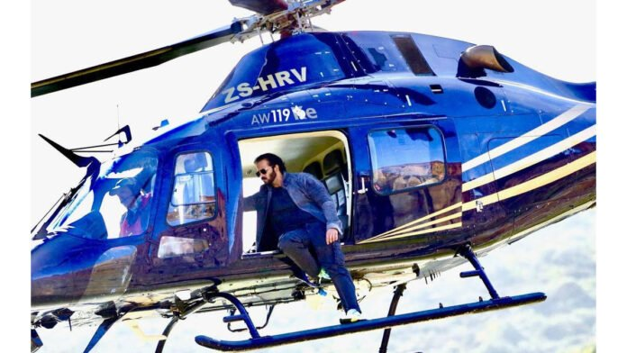 Rohit Shetty ready to defy gravity all over again