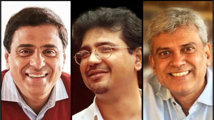 Ronnie Screwvala to foray in espionage thriller web series with 'Panthers'