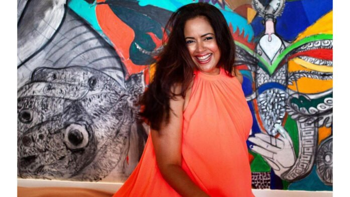 Sameera Reddy shares a message on self acceptance and self love