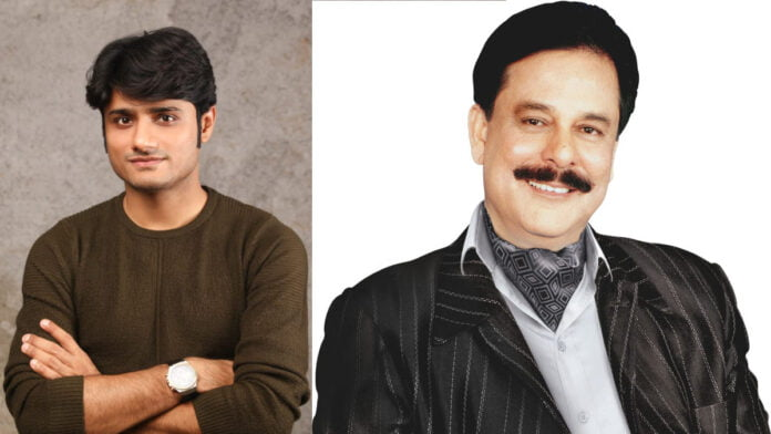 Sandeep Singh acquires Subrata Roy's biopic rights