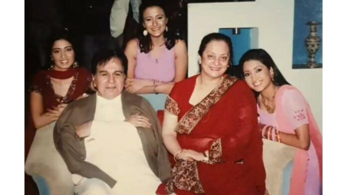 Smita Singh feels fortunate to have known Dilip Kumar