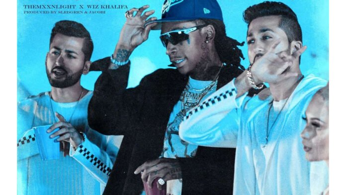 'THEMXXNLIGHT': Indian-born US duo to collaborate with rapper Wiz Khalifa