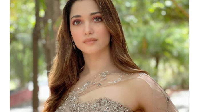 Tamannaah Bhatia shoots special dance number for 'Ghani'
