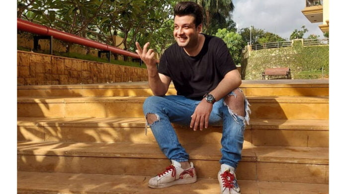 Varun Sharma feels title of his new series 'Chutzpah' is catchy