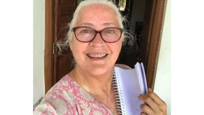 Nafisa Ali 'is nervous to face the camera'!