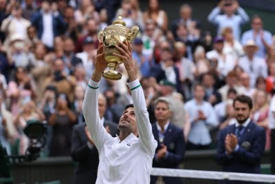 Federer, Nadal lead tributes to Djokovic after 20th Grand Slam win