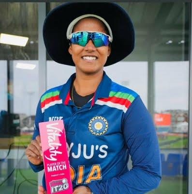 I excel in leadership role, says all-rounder Deepti after gritty outings