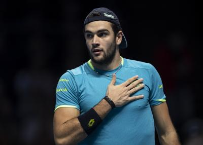 Have come back stronger after injuries: Berrettini