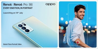 OPPO to unveil Reno6 series in India on July 14