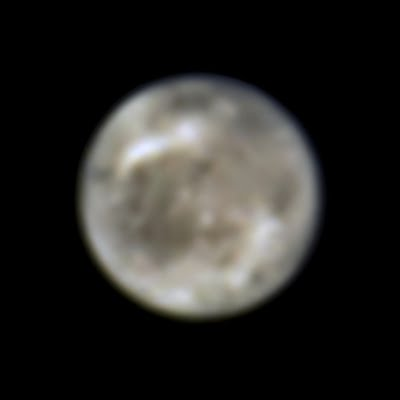 Hubble finds evidence of water vapour on Jupiter Moon